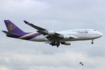HS-TGZ - Boeing 747-4D7 - Thai Airways