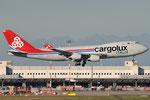 LX-TCV - Boeing 747-4R7(F) - Cargolux Italia