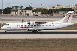 ATR 72-500 Tunisair Express TS-LBD
