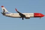 EI-FVS - Boeing 737-8JP - Norwegian