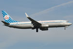 PH-BXA - Boeing 737-8K2 - KLM - Retro livery