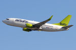 YL-BBX - Boeing 737-36Q - Air Baltic @ MXP