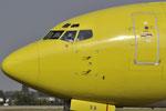 EI-DVA - Boeing 737-36E - Mistral Air