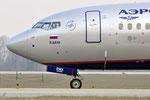 VQ-BWA  Boeing 737-8LJ - Aeroflot