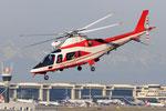 I-DVFA - Agusta A-109E Power - Vigili del Fuoco VF-80 @ MXP