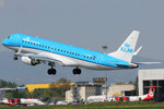 Embraer 190 KLM Cityhopper PH-EZH