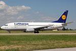 Boeing 737-300 Lufthansa D-ABEW