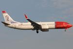 EI-FHU - Boeing 737-8JP - Norwegian - Andres Zorn Swedish artist @ PSA