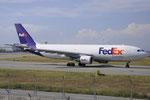 N723FD - Airbus A300B4-622R(F) - FedEx