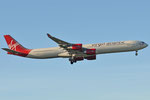 G-VBUG - Airbus A340-642 - Virgin Atlantic Airways