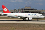 Airbus A319 Turkish Airlines TC-JLM