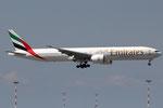 A6-ENM - Boeing 777-31H(ER) - Emirates