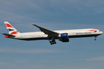 G-STBK - Boeing 777-336(ER) - British Airways