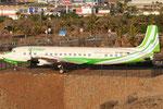 EC-BBT - Douglas DC-7C Seven Seas - Binter Canarias @ LPA