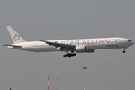 9V-SVI - Boeing 777-212(ER) - Singapore Airlines - Star Alliance livery