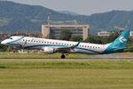 I-ADJL - Embraer ERJ-195LR - Air Dolomiti @ BLQ