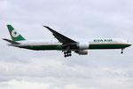 B-16707 - Boeing 777-35E(ER) - EVA Air