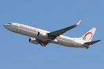 CN-ROY - Boeing 737-8B6 - Royal Air Maroc @ MXP