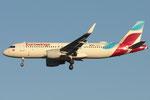 D-AIZU - Airbus A320-214 - Eurowings @ MXP
