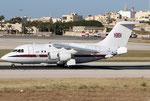 BAe 146-100 Royal Air Force ZE-701