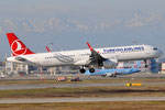 TC-JSZ - Airbus A321-231 - Turkish Airlines @ MXP
