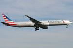 N733AR - Boeing 777-323(ER) - American Airlines