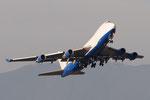 A6-GGP - Boeing 747-412F - Dubai Air Wing @ PSA