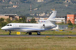 OE-IPW - Dassault Falcon 7X - Swiss Global jet @ FLR