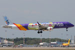 G-FBEM - Embraer ERJ-195LR - Flybe - Kids & Teens livery
