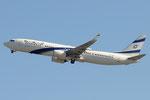 4X-EHC - Boeing 737-958(ER) - El Al @ MXP