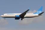 VQ-BTI - Boeing 737-8LJ - Pobeda @ PSA