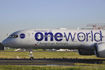 N174AA - Boeing 757-223 - American Airlines - Oneworld livery