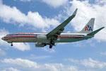 N904AN - Boeing 737-823 - American Airlines @ SXM