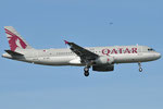 A7-AAG - Airbus A320-232 - Qatar Airways Amiri Flight