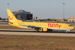 Boeing 737-800 TuiFly D-ATUK