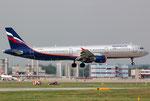 Airbus A321 Aeroflot VP-BOC