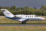 G-IUAN - Cessna 525 CitationJet CJ1 - private aircraft