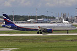 VQ-BEI - Airbus A321-211 - Aeroflot