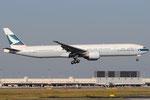B-KPK - Boeing 777-367(ER) - Cathay Pacific