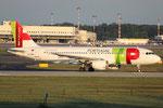 Airbus A320 TAP Portugal CS-TNH