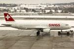 Airbus A320 Swiss HB-IJX