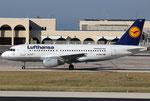 Airbus A319 Lufthansa D-AILC