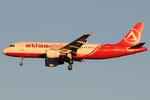 TC-ABL - Airbus A320-214 - Atlasglobal @ MXP
