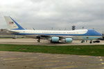 82-8000 - Boeing 747-2G4B (VC-25A) - Air Force One - USAF United States Air Force