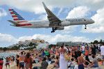 N935UW - Boeing 757-2B7 - American Airlines @ SXM