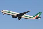 EI-EJH - Airbus A330-202 - Alitalia @ MXP