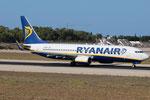 Boeing 737-800 Ryanair EI-EBC