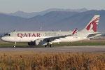 Airbus A320 Qatar A7-AHW