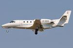 D-CEEE - Cessna 560XLS Citation Excel - DC-Aviation @ PSA