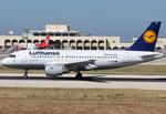 Airbus A319 Lufthansa D-AIBI